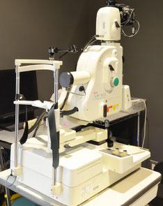 緑内障の検査方法 眼底(視神経)検査