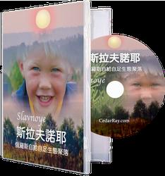 斯拉夫諾耶DVD,2015年拾光雪松出版。