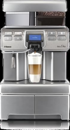 Kaffeevollautomat Saeco IperAutomatica für Unternehmen, Firmen, Büros, Hotels, Stehcafes, öffentliche Plätze, Schulen etc.