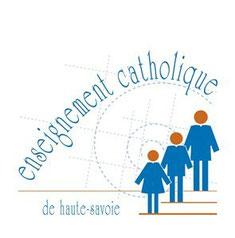 Cliquer sur l'image pour accéder au site de l'Enseignement Catholique de Haute-Savoie