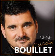 Portrait Grand Chocolatier : Stéphane Bouillet