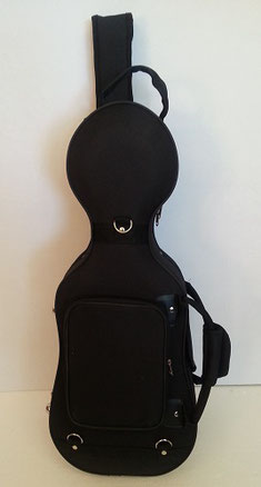 "Etui Housse Violon ""forme Cello"" 4/4"