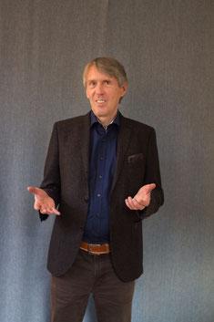 Frank Ulbrich Leitbild Homöopathie Therapeut