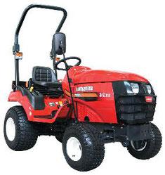 Shibaura SX24 HST Mini Tractor