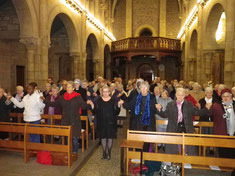Veillée de prière pour les vocations - Visite pastorale