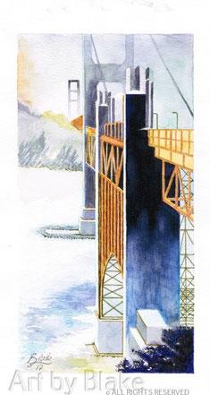 'Golden Gate Bridge' by Blake '17