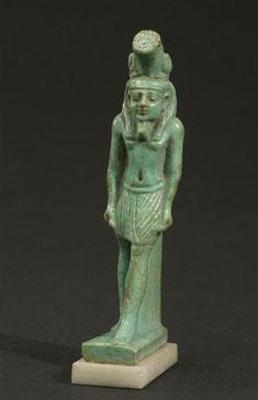 Statuette du dieu Héka, Musée du Louvre.