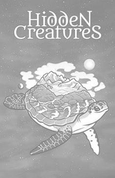 Nature.Impulse - Hidden Creatures Geocaching Summer Challenge Souvenir World Turtle