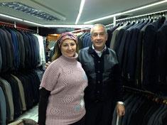 Jihad und seine Schwester.