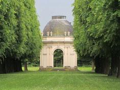 Berggarten in Hannover Herrenhausen