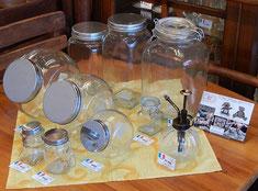 SOPAFRAのガラス製雑貨