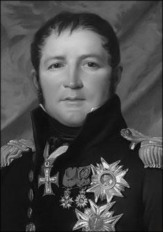 Général Gérard, commandant la 35ème division d'infanterie