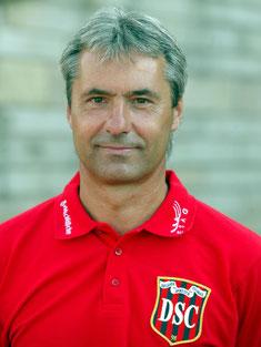 Oberligatrainer Detlef Zimmer ©Frank Dehlis