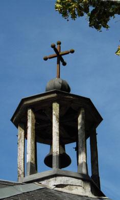Le lanterneau de la chapelle- Ph: Rémy Godbert