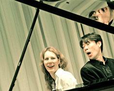 Wir haben Spaß am Klavier // Listen to our Music