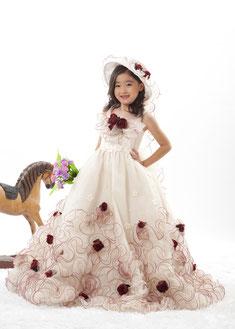 7-D3 パトリシアローズドレス