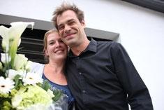 Königspaar Vera & Mark