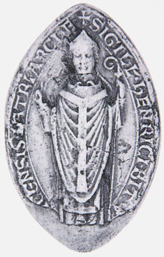 Sceau d'Henri de Sully