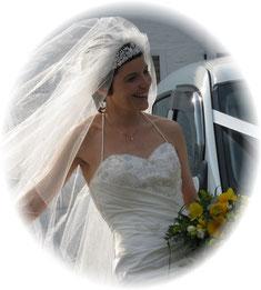 Happy Bride Wedding Cars Sussex