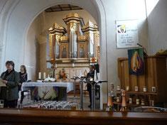 Foto: Ilona Wahl; Oberriexingen, Georgskirche