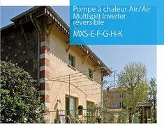 installation+climatisation+rerversible+multisplit+puget+sur+argens+daikin+2MXS40K