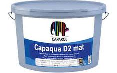 Peinture TheodoreCaparol Capaqua D2 Mat