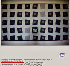 Дисторсия 16 мм JPEG