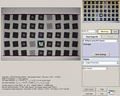 Дисторсия на фокусном 70 мм по версии Imatest3
