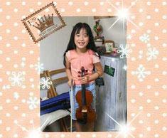 横浜市青葉区青葉台バイオリン・ビオラ教室生徒の声画像