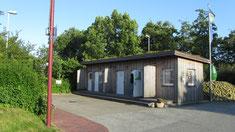Sanitärhaus und Womo Ver- und Entsorgung