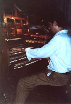 S. Ignazio da Loyola, Roma, organo Tamburini 1935