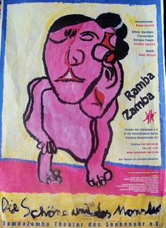 Plakatgestaltung: Bert Rademacher