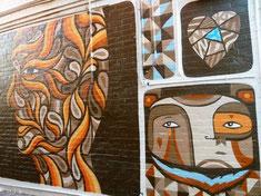Gold Lane Mural Subiaco