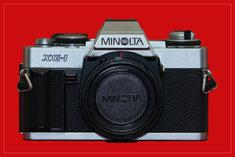MINOLTA XG-1 (n) mit Griffstück