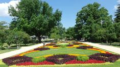 Riga, Pilseta Kanal, Parkanlage