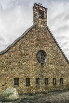 Friedenskirche, Voigdehäger Weg