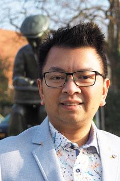 Woordvoerder financiën José van der Tak