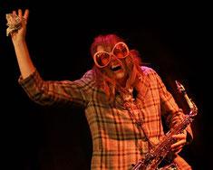 Saxophon Emmi Meyer was geraucht?