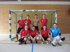 Die Futsal SG Ruhrgebiet West am 08.10.2016 (Foto: Gött)
