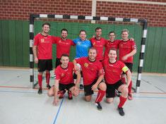 Die Futsal SG Ruhrgebiet West am 03.09.2016 in Mülheim (Foto: Bühl)
