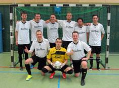 Die Futsal SG Ruhrgebiet West am 12.03.2016 in Wuppertal (Foto: Bühl)