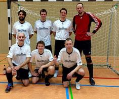 Die Futsal SG Ruhrgebiet West am 28.11.2015 in Velbert (Foto: Karamitsos)