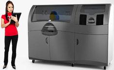 ProJet 660 Pro ZPrinter