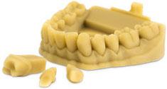 3D Druck für präzise Arbeitsmodelle (Meistermodelle, Zahnkränze)