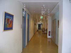 Das Ingenieurbüro Wolfgang Müller war verantwortlich für verschiedene Umbau- und Erweiterungsmaßnahmen am ZI in Mannheim. Hier sehen Sie ein Bild der Klinikschule