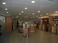 Kundenhalle