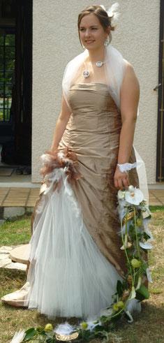 Robe de marié en sur mesure