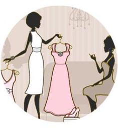vêtement sur mesure femme pas cher