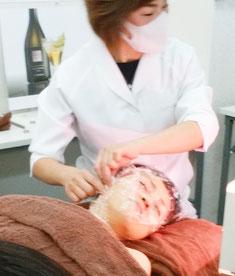 フェイシャルとアーク光線療法:千葉県鎌ケ谷市の整体院 アーク光線療法の自然医学療法センター橋本です。