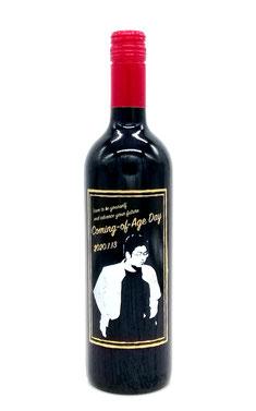 写真彫刻ワイン ¥5,200→¥4,160